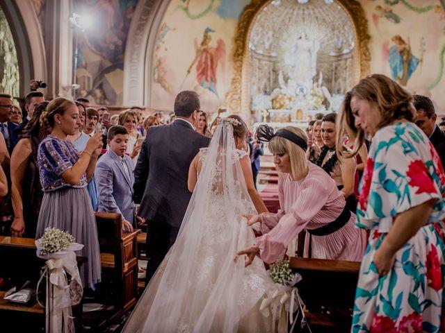 La boda de Rubén y Cintia en Valencia, Valencia 15