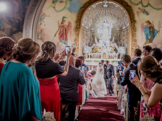 La boda de Rubén y Cintia en Valencia, Valencia 16