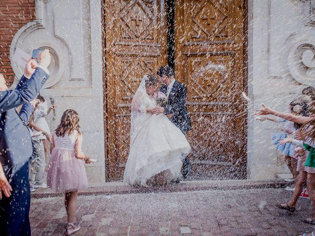 La boda de Rubén y Cintia en Valencia, Valencia 20