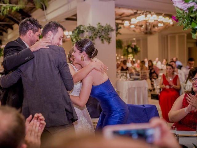 La boda de Rubén y Cintia en Valencia, Valencia 24