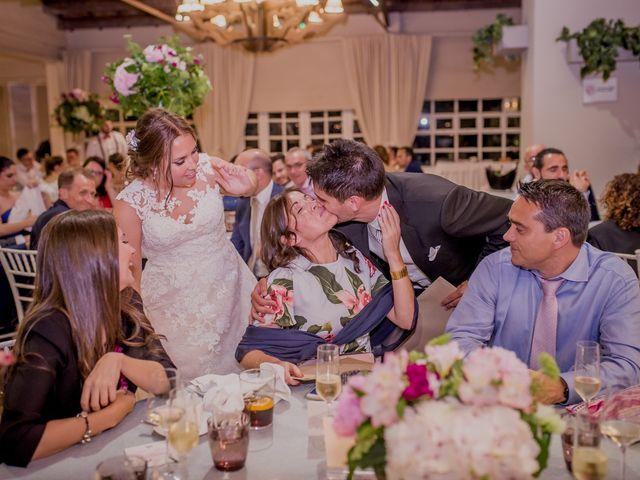 La boda de Rubén y Cintia en Valencia, Valencia 25