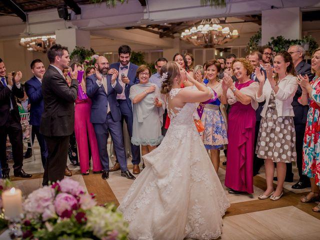 La boda de Rubén y Cintia en Valencia, Valencia 28