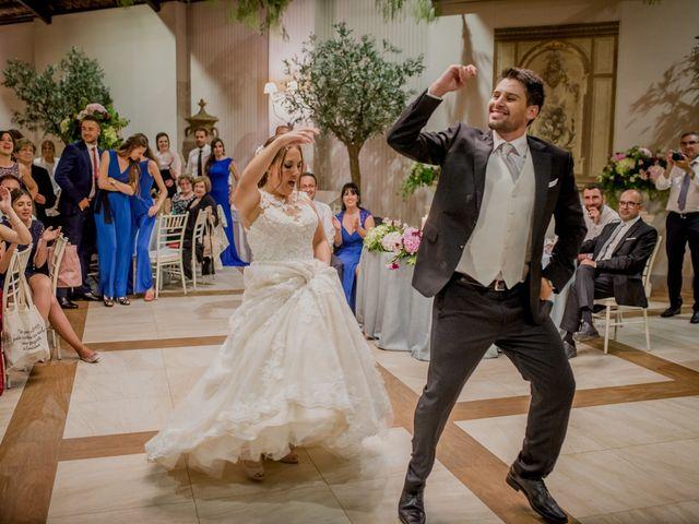 La boda de Rubén y Cintia en Valencia, Valencia 31