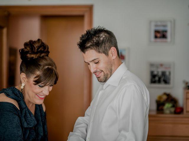 La boda de Rubén y Cintia en Valencia, Valencia 45
