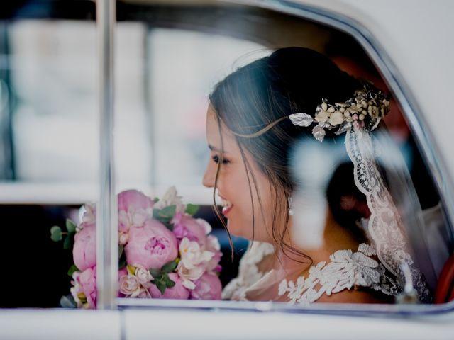 La boda de Rubén y Cintia en Valencia, Valencia 63