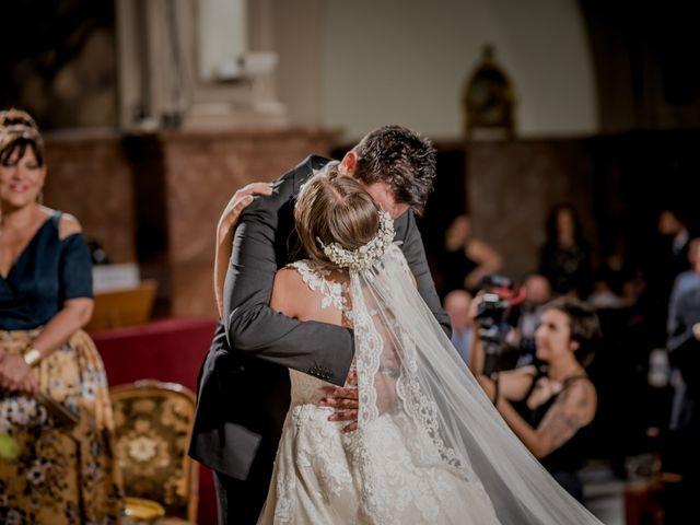 La boda de Rubén y Cintia en Valencia, Valencia 71