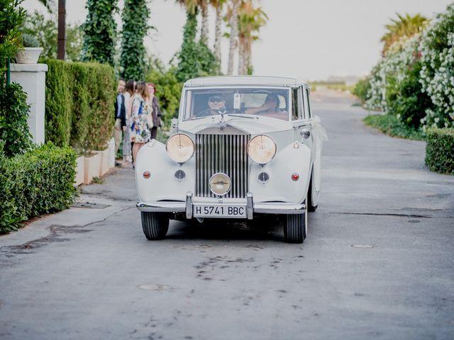 La boda de Rubén y Cintia en Valencia, Valencia 78