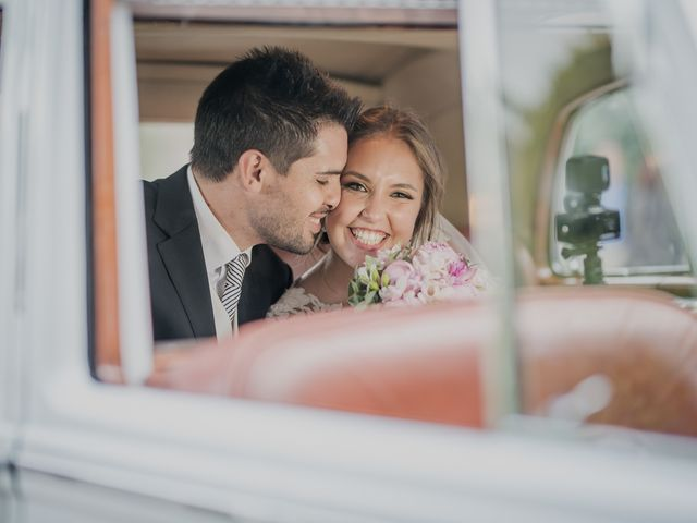 La boda de Rubén y Cintia en Valencia, Valencia 79