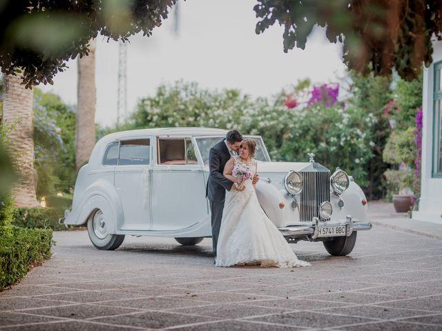 La boda de Rubén y Cintia en Valencia, Valencia 84