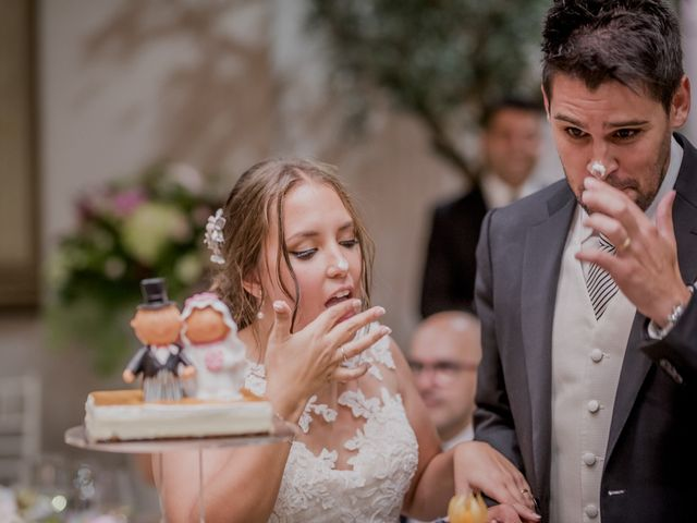La boda de Rubén y Cintia en Valencia, Valencia 88