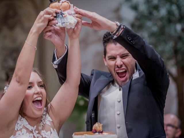 La boda de Rubén y Cintia en Valencia, Valencia 89