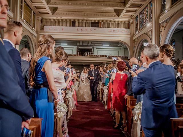La boda de Rubén y Cintia en Valencia, Valencia 92