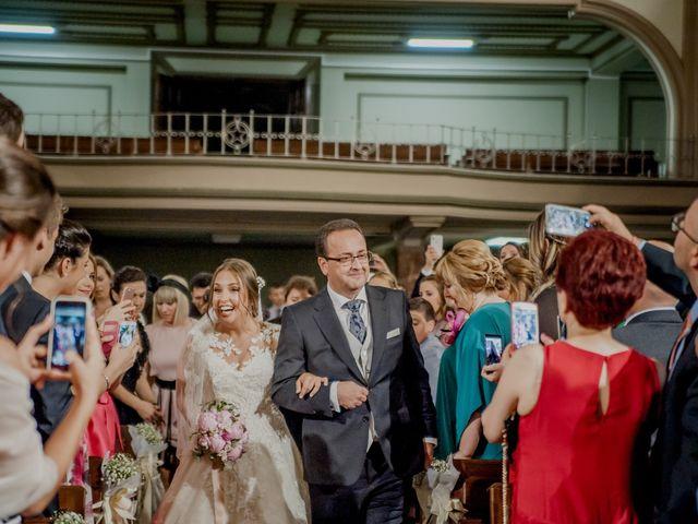 La boda de Rubén y Cintia en Valencia, Valencia 93