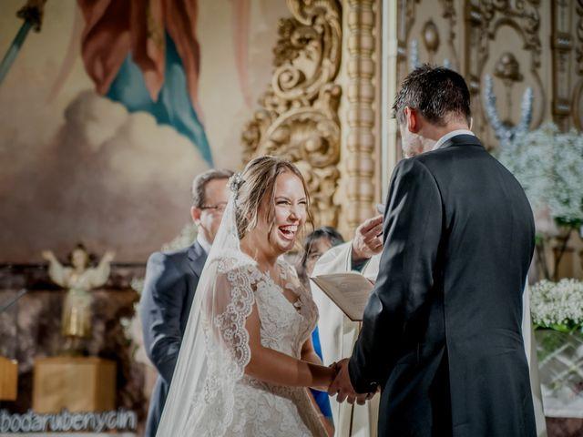 La boda de Rubén y Cintia en Valencia, Valencia 96