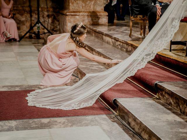 La boda de Rubén y Cintia en Valencia, Valencia 97