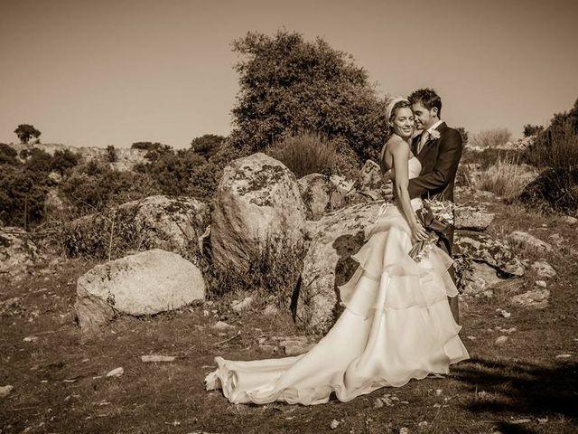 La boda de  Óscar y Elena en Alpedrete, Madrid 1