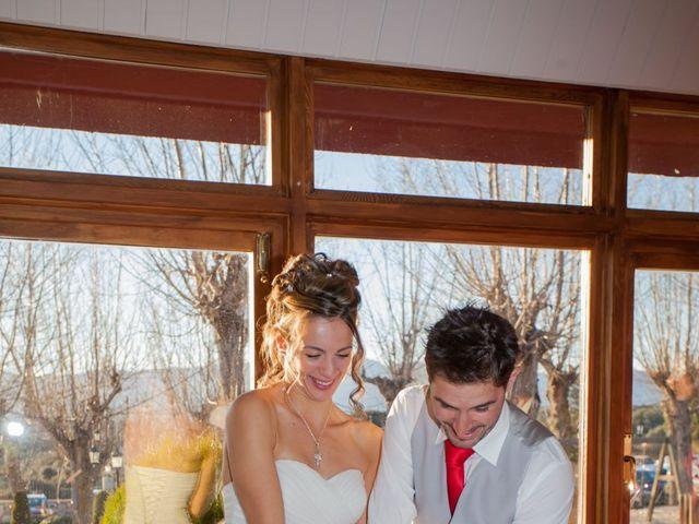 La boda de  Óscar y Elena en Alpedrete, Madrid 3