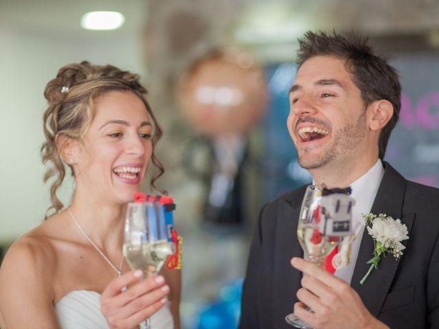 La boda de  Óscar y Elena en Alpedrete, Madrid 4