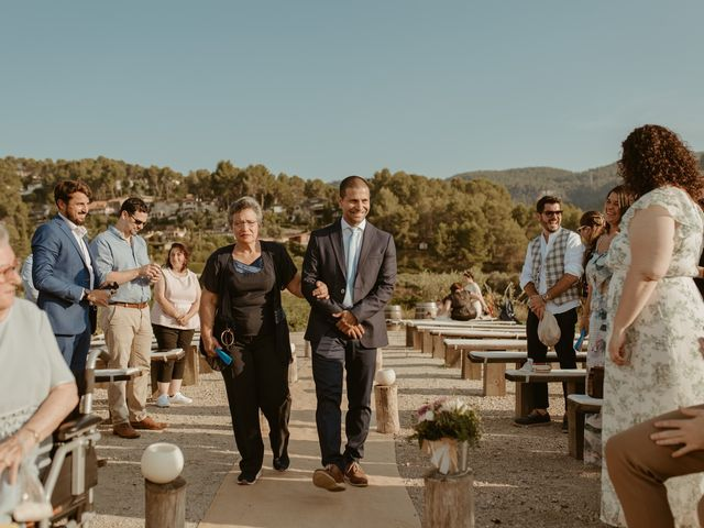 La boda de Royer y Lucia en Castellvi De Rosanes, Barcelona 8
