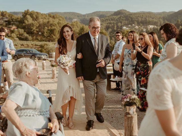 La boda de Royer y Lucia en Castellvi De Rosanes, Barcelona 12