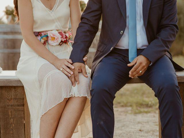 La boda de Royer y Lucia en Castellvi De Rosanes, Barcelona 22