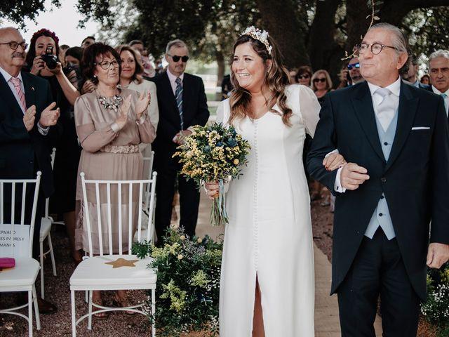 La boda de Paula y Carlos en Chinchilla De Monte Aragon, Albacete 21