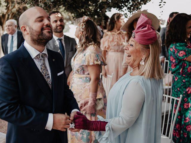 La boda de Paula y Carlos en Chinchilla De Monte Aragon, Albacete 22