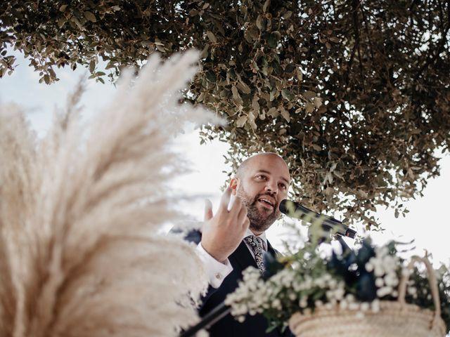 La boda de Paula y Carlos en Chinchilla De Monte Aragon, Albacete 31