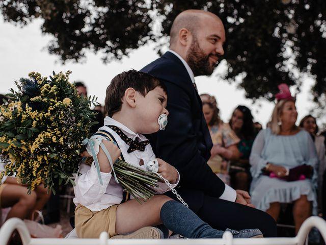 La boda de Paula y Carlos en Chinchilla De Monte Aragon, Albacete 34