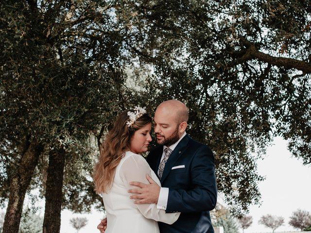 La boda de Paula y Carlos en Chinchilla De Monte Aragon, Albacete 40