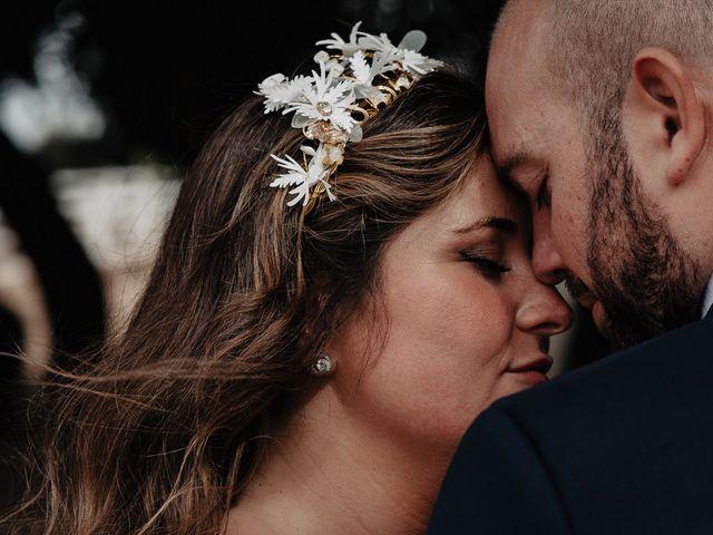 La boda de Paula y Carlos en Chinchilla De Monte Aragon, Albacete 41