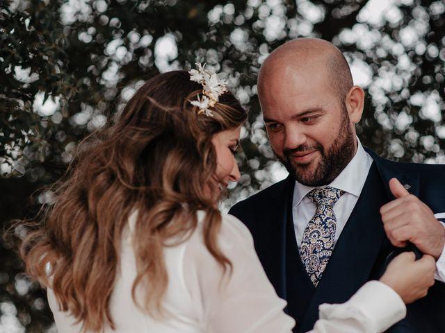 La boda de Paula y Carlos en Chinchilla De Monte Aragon, Albacete 42
