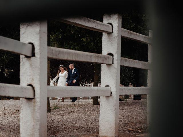 La boda de Paula y Carlos en Chinchilla De Monte Aragon, Albacete 45