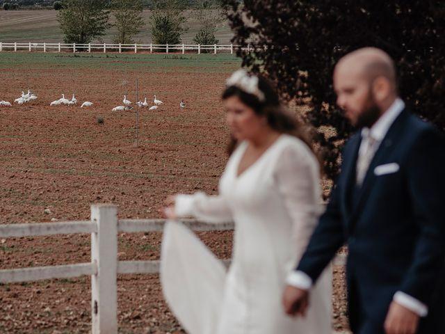 La boda de Paula y Carlos en Chinchilla De Monte Aragon, Albacete 46