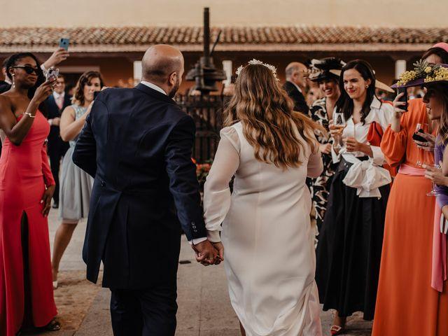 La boda de Paula y Carlos en Chinchilla De Monte Aragon, Albacete 1
