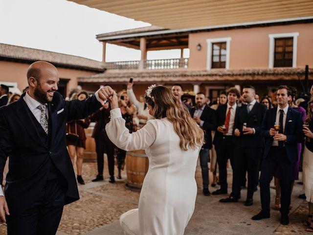 La boda de Paula y Carlos en Chinchilla De Monte Aragon, Albacete 54