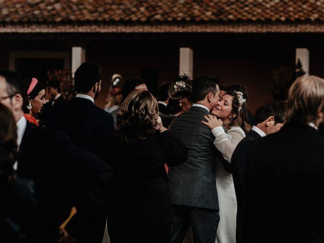La boda de Paula y Carlos en Chinchilla De Monte Aragon, Albacete 56