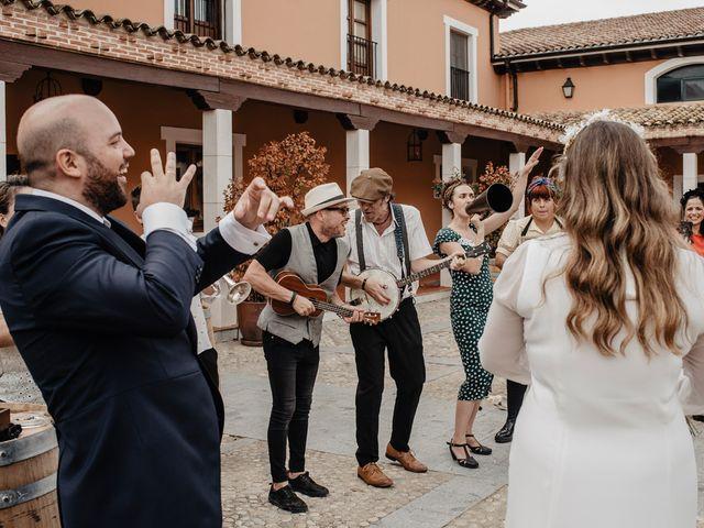La boda de Paula y Carlos en Chinchilla De Monte Aragon, Albacete 2