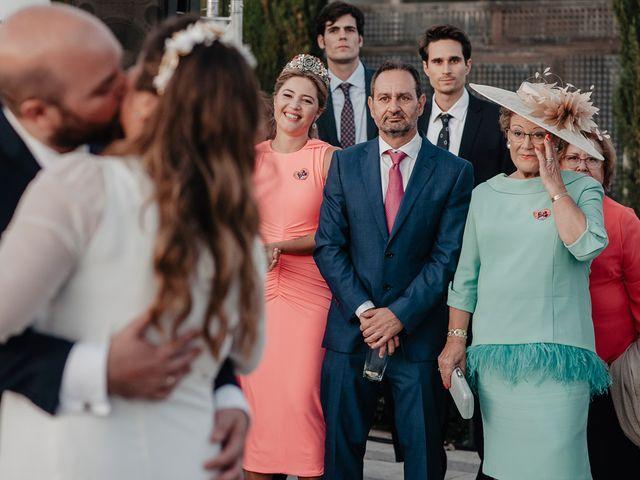 La boda de Paula y Carlos en Chinchilla De Monte Aragon, Albacete 63