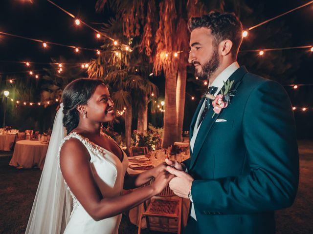 La boda de Felix y Katia en Granada, Granada 2