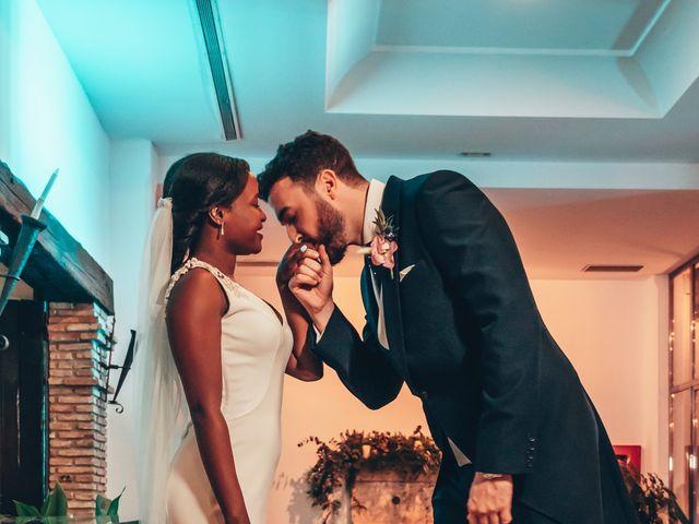 La boda de Felix y Katia en Granada, Granada 3