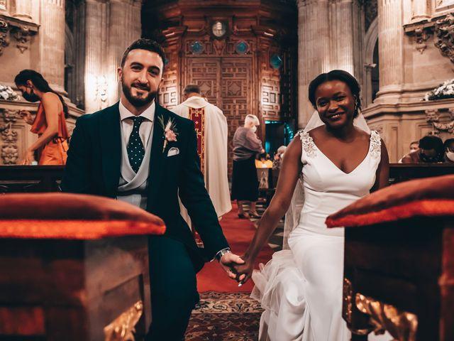 La boda de Felix y Katia en Granada, Granada 4