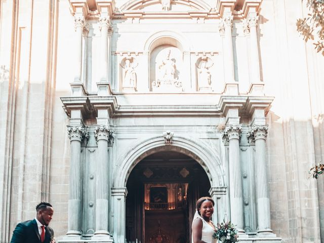 La boda de Felix y Katia en Granada, Granada 17