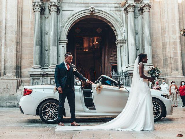 La boda de Felix y Katia en Granada, Granada 40