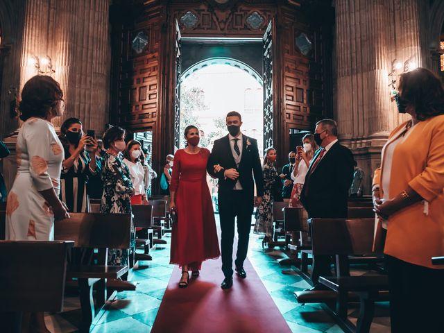 La boda de Felix y Katia en Granada, Granada 42