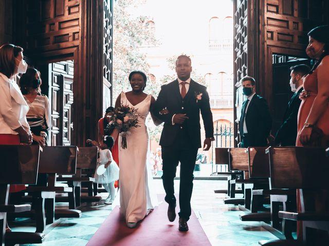 La boda de Felix y Katia en Granada, Granada 43