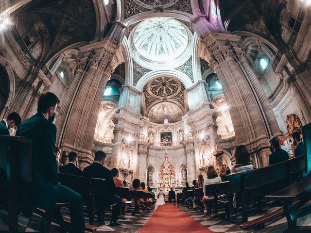 La boda de Felix y Katia en Granada, Granada 44