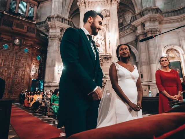 La boda de Felix y Katia en Granada, Granada 45