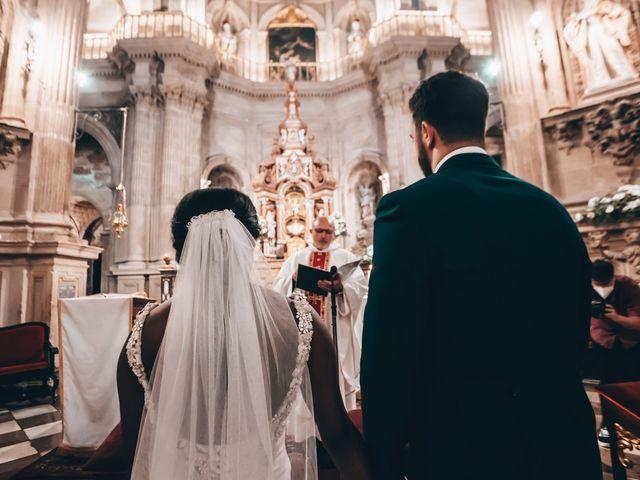 La boda de Felix y Katia en Granada, Granada 46