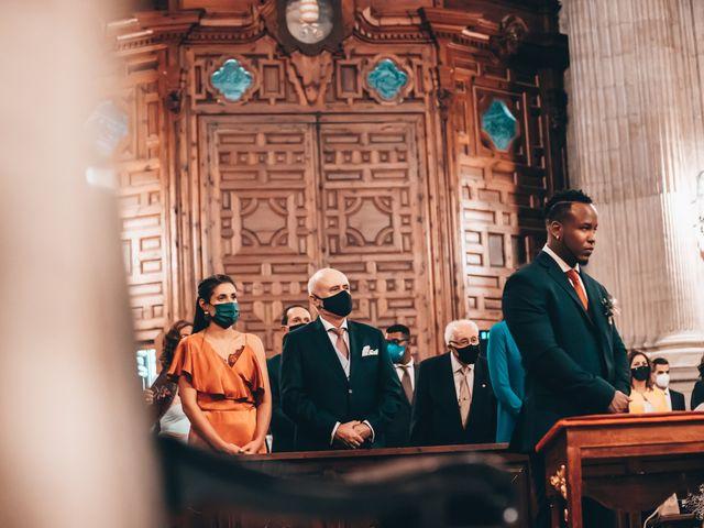 La boda de Felix y Katia en Granada, Granada 49